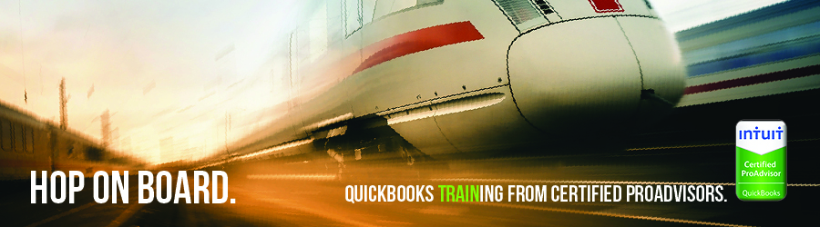 Hop on Board - Quickbooks training from certified proadvisors